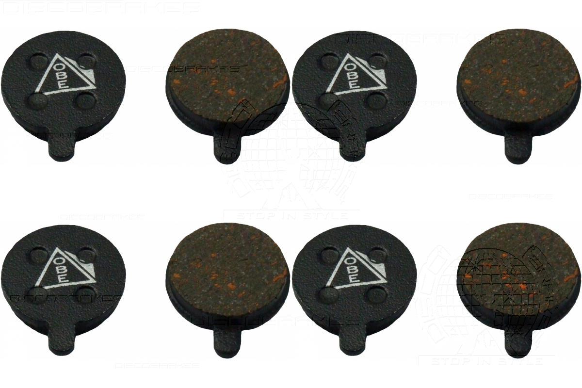 4Pairs-8Pads-Alongha-SNG-Mechanical-Disc-Brake-Pads