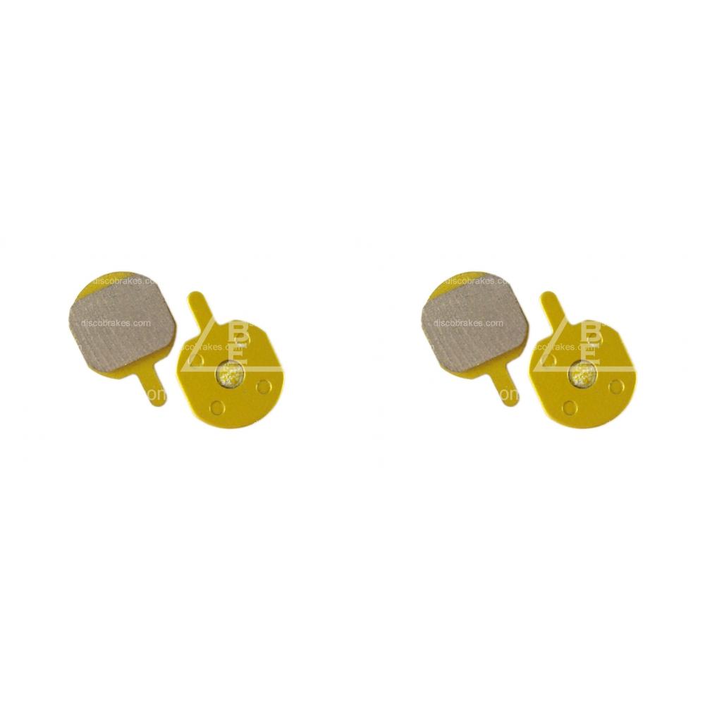 2 Pairs of Hayes Sole Disc Brake Pads GXC MX2 MX3 GX2 GX-C MX4 MX, 3 Compounds